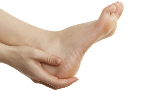 Проблема перелома пальцев стопы