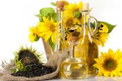Растительное масло для лечения трещин на пятках