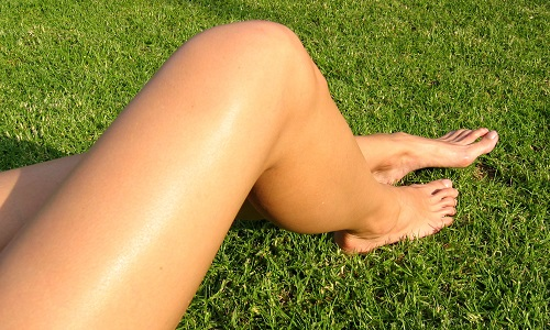 Проблема косточки на ногах