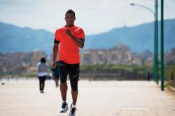 Частые занятия бегом - причина невромы Мортона