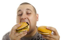 Неправильное питание - причина артрита большого пальца стопы