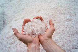 Морская соль от грибка стопы