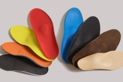 Ортопедические стельки при молоткообразной деформации пальцев стопы