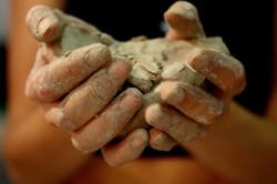 Применение глины при растяжениях связок стопы