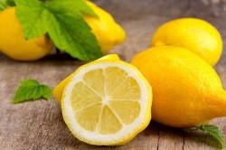 Лимон при лечении грибка стопы