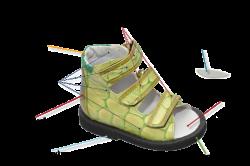 Рекомендации для выбора детской обуви при плоскостопии