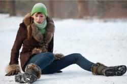 Падение - причина перелома плюсневых костей стопы