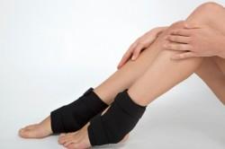 Тяжесть в ногах - симптом варикоза стопы