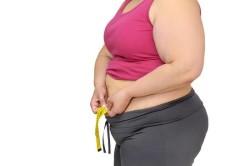Большой вес - причина плоскостопия