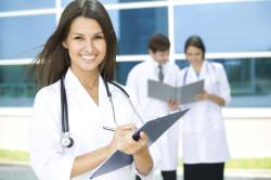Консультация врача при плоскостопии