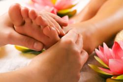 Курсы массажа для лечения плоскостопии