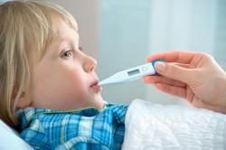 Повышенная температура как дополнительный симптом артрита
