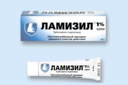Ламизил для лечения грибка стопы