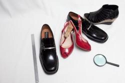 Некачественная обувь как причина зуда на ногах