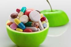 Прием медикаментов для лечения флегмоны