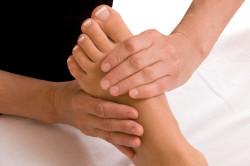 Специальный лечебный массаж для лечения плоскостопия
