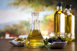 Оливковое масло для массажа пяток