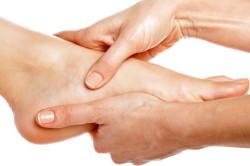 Польза массажа при лечении плоскостопия