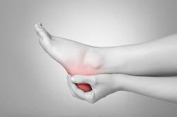 Пяточные боли после травмы