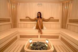 Запрет на посещение бани и сауны при боли в пятке