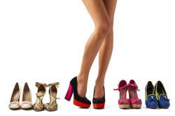 Неправильно выбранная обувь как причина возникновения пяточной шпоры