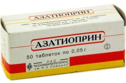 Азатиоприн для лечения диффузного фасциита