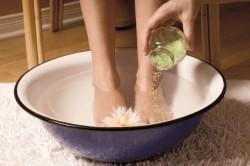Соблюдение гигиены для профилактики грибка ногтей на ногах