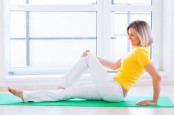 Лечебные упражнения при артрите стоп