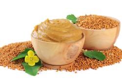 Польза горчичной мази при болях в стопе
