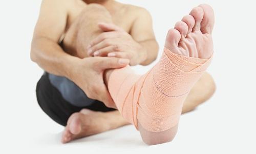Проблема травмы стопы
