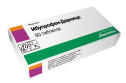 Ибупрофен для лечения артроза плюснефаланговых суставов стоп