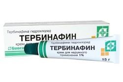Тербинафин для лечения грибка