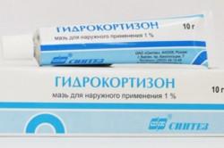 Гидрокортизон при лечении вальгусной деформации стопы
