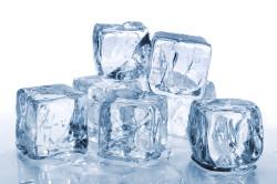 Польза льда при болях в стопе