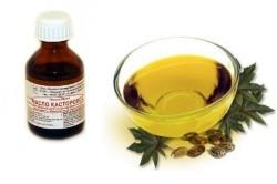 Касторовое масло для лечения бородавки на стопе