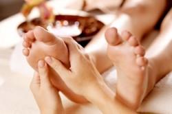 Польза массажа стоп при плоскостопии