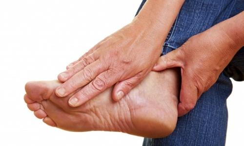 Проблема шишек на ногах