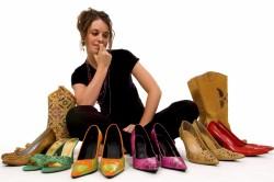 Правильный выбор обуви как профилактика от волдырей на пятке