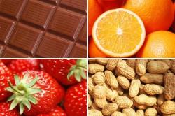 Пищевая аллергическая реакция как фактор для появления зуда