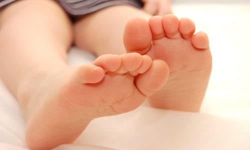 Проблема плоскостопия у ребенка