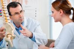 Обследование позвоночника для понятия причин онемения стоп