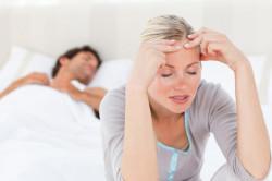 Появление зуда в области пяток по ночам из-за нервного расстройства
