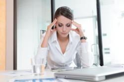 Стресс - причина мембранного грибка стопы