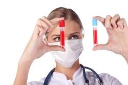 Анализ крови для диагностики некротического фасциита