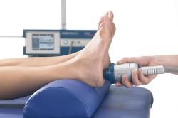 Ударно-волновая терапия для лечения солевых отложений