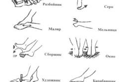 Техника упражнений при плоскостопии у детей
