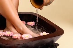 Лечебные ванны для ног