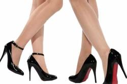 Высокие каблуки - причина развития плоскостопия