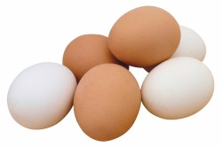 Применение яиц в борьбе с пяточными шпорами